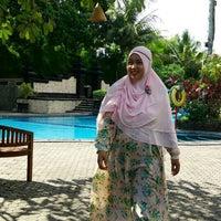 Photo taken at The Jayakarta Yogyakarta Hotel by Ika K. on 1/17/2016