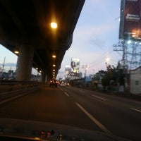 Photo taken at South Luzon Expressway (SLEx) by Leigh T. on 2/17/2013