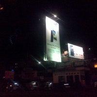 Photo taken at Perempatan Warung Jambu by Ersa H. on 4/20/2013