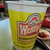 Photo taken at Wendy's by Charina H. on 10/12/2013