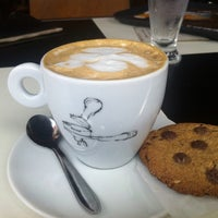 Photo taken at Café Tabaco by Cintia M. on 7/28/2013