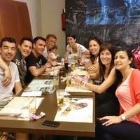 Photo taken at Pizzeria El Raco by David M. on 6/1/2014