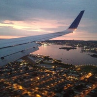 Photo taken at Newark Liberty International Airport (EWR) by Milton G. on 6/13/2013