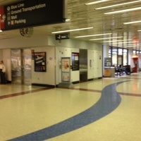 Photo taken at Terminal B by Mary M. on 12/7/2012