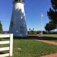 Photo taken at Concord Point and Lighthouse by Darrick D. on 10/10/2016