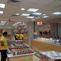 Photo taken at Sugar World, Hurghada. Store of Turkish Sweets by I K. on 5/12/2014