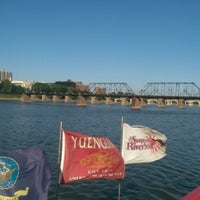 Photo taken at Pride of the Susquehanna Riverboat by BJ W. on 6/6/2015