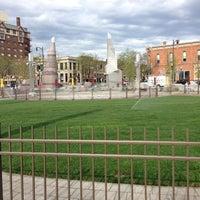 Photo taken at Main Street Square by Robert K. on 5/16/2013