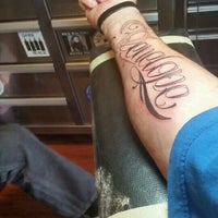 Photo taken at Monocle Tattoo by jimmy2beers on 4/24/2015
