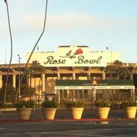 Photo taken at Rose Bowl Stadium by Marty B. on 12/15/2012