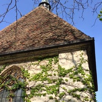 Photo taken at St. Joan of Arc Chapel by Bryan James C. on 5/18/2013