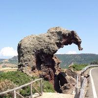 Photo taken at Roccia Dell'elefante by Russ L. on 7/12/2013