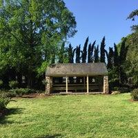 Photo taken at Raleigh Rose Garden by Arthur B. on 4/23/2015