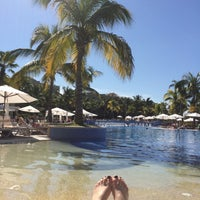 Photo taken at Poolside by Danielle M. on 11/28/2014