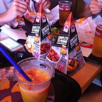 Photo taken at Taco Bell (C.C. Plaza Mayor) by Yona A. on 7/9/2013