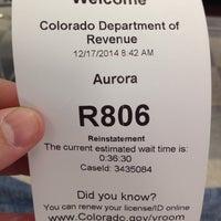 Photo taken at DMV by Danny G. on 12/17/2014