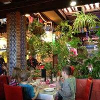 Photo taken at La Fuente Restaurant by John K. on 1/20/2013