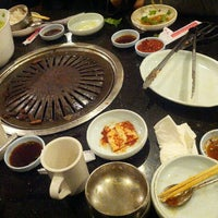 Photo taken at Palace Korean Bar & Grill by Eddie W. on 1/20/2013