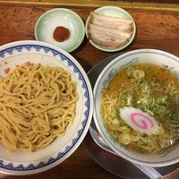 Photo taken at 龍上海 新横浜ラーメン博物館店 by Masanori Y. on 10/17/2016