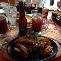 Photo taken at Meson del Jobito Restaurante by Edgar S. on 11/14/2013