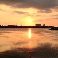 Photo taken at Sheraton Bay Point Resort by David P. on 9/17/2013