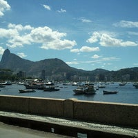 Photo taken at Garota da Urca by Leandro A. on 11/11/2012