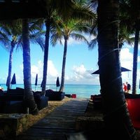 Photo taken at Mosquito Beach by Paco I. on 12/18/2012