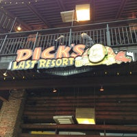 Photo taken at Dick's Last Resort by Hal D. on 7/25/2013