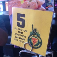 Photo taken at Jc's New York Pizza by Samuel on 7/11/2014