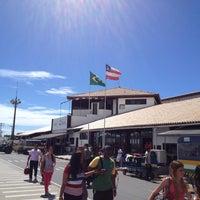 Photo taken at Aeroporto de Porto Seguro (BPS) by Formiga F. on 2/17/2013