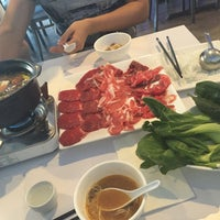 Photo taken at BlueSea by Victoria S. on 9/21/2015
