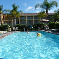 Photo taken at Cortona Inn & Suites by Arian D. on 7/13/2013