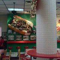 Photo taken at Luke's Italian Beef by Ebony C. on 9/6/2013