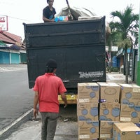 Photo taken at Mal Lampung by indra p. on 1/22/2015