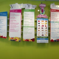 Photo taken at Planet Smoothie by Michael B. on 8/11/2013