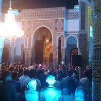 Photo taken at Diour Jamaa by EL Mahdi B. on 8/1/2013