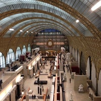 Photo taken at Orsay Museum by Natali on 11/20/2013