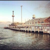 Photo taken at Kemah Boardwalk by Javier M. on 9/24/2012