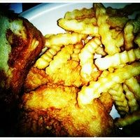 Photo taken at Raising Cane's Chicken Fingers by Christie V. on 5/25/2012