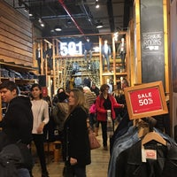Photo taken at Levi's Store by Luis O. on 12/27/2016