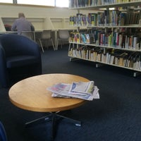 Photo taken at Dickson Library by M S. on 3/25/2014