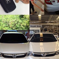 Photo taken at Honda Rama 3 by View C. on 1/15/2014