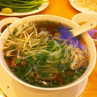 Photo taken at Phở Phong Cách by Kelly T. on 5/16/2014