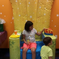 Photo taken at Pump It Up by Kevin B. on 6/14/2014