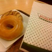 Photo taken at Krispy Kreme by Erwin Rommel L. on 7/28/2013