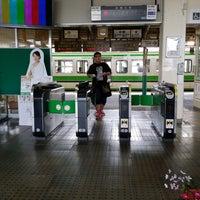 Photo taken at Higashi-Sanjo Station by まい on 9/15/2014