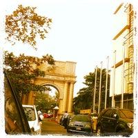 Photo taken at Assumption University by Kitti N. on 2/2/2013