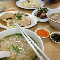 Photo taken at Kar Heong Chicken Rice by Leo C. on 2/1/2013
