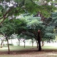 Photo taken at Parque Ecológico Maurilio Biagi by Andressa M. on 5/16/2015