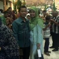 Photo taken at Gedung serbaguna gor sunter by Dumasari Triana Putri S. on 5/25/2014